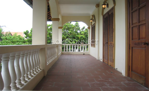 Thao Dien Big 4-Bedroom House for Lease