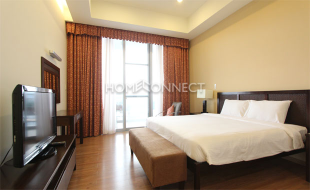 Modern Crescent Apartment for Rent in District 7