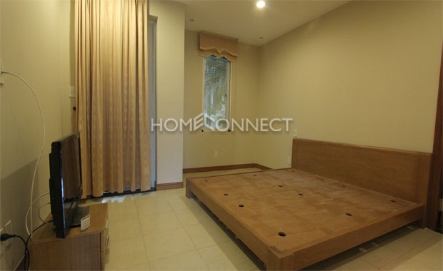 Small Compound Cozy Home for Rent in Thao Dien