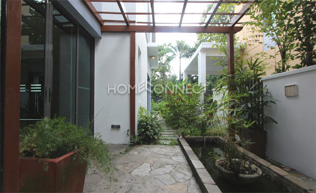 An Phu Secured Compound Villa for Rent