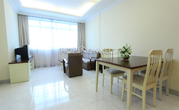 City View 1-Bedroom Apartment for Rent