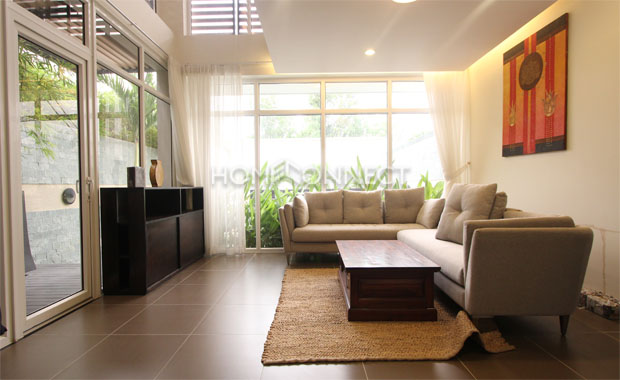 Ultra Sleek Home in Compound for Rent