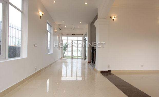 District 2 Unfurnished Villa Available for Rent