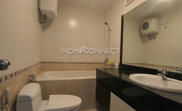 Nice High Rise Apartment in Saigon for Rent