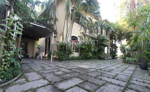 Amazing House by the Saigon River for Rent