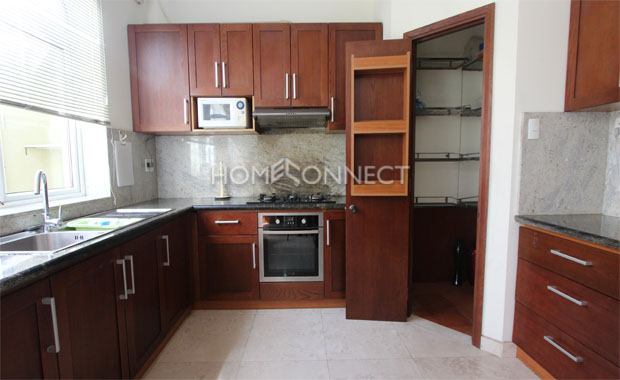 Ho Chi Minh City Private Home for Rent