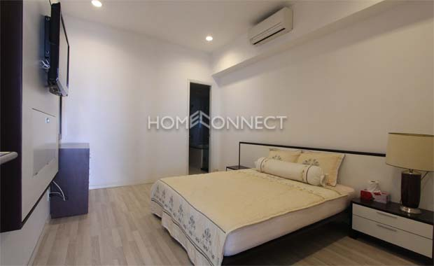 Apartment with Magnificent View for Rent in Saigon