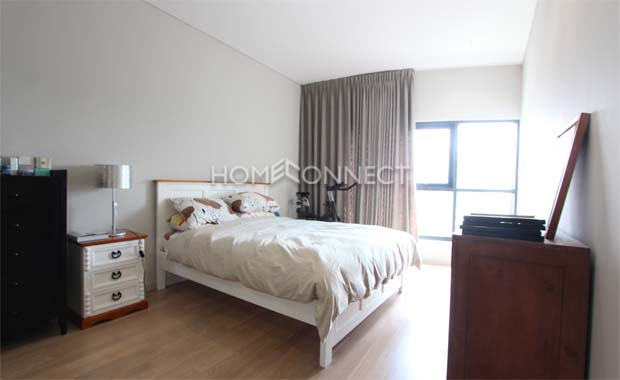 Spectacular City Garden Condo for Rent in Saigon
