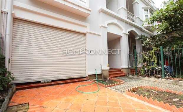 Cozy District 7 House for Lease in Phu My Hung