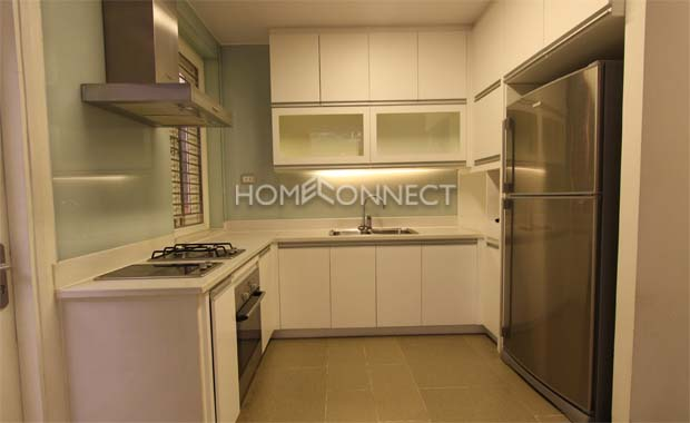 Saigon Modern Home in Compound for Rent