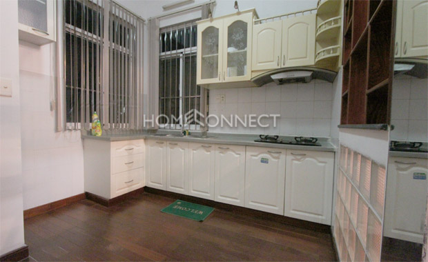 Phu My Hung Contemporary Home for Rent
