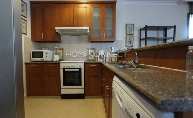 Cozy Villa Park Apartment for Rent in HCMC