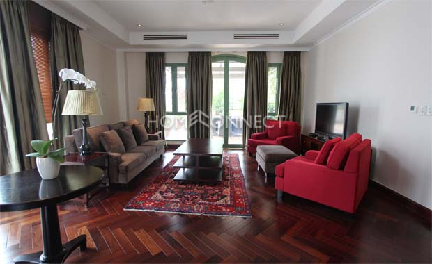 Cozy Villa Park Apartment for Rent in HCMC