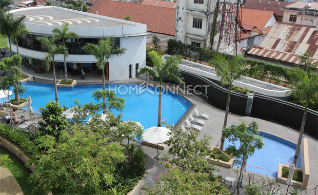 swimming-pool for rent at city garden-ap110422