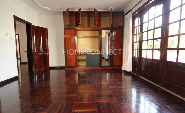 Unfurnished Classical Style Home for Rent
