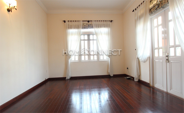 HCMC Villa with Pool in Compound for Rent
