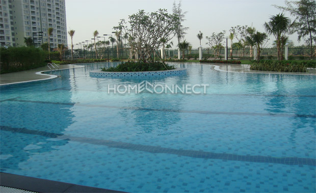 Modern Unfurnished Riverside Residence for Rent
