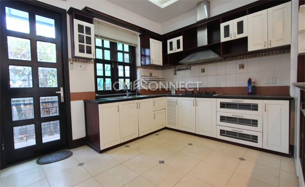 District 2 Lan Anh Compound Villa for Rent
