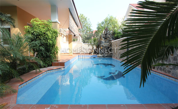 Swimming-pool-house-for-rent-in-compound-in-district 2-vc020243