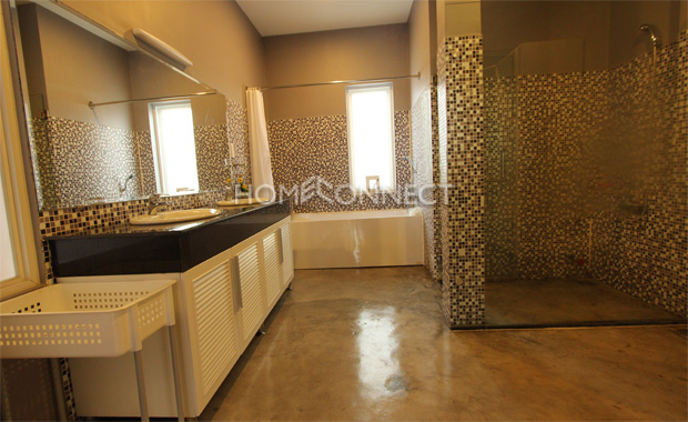 Thao Dien Big Family Home for Lease