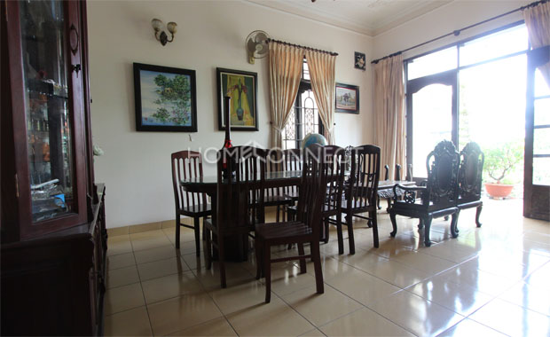 HCMC Fully-Furnished Private Villa for Lease