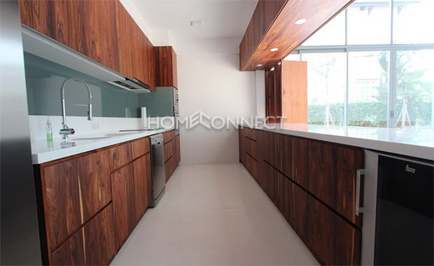 Saigon Ultra Modern House for Rent