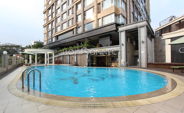 Bright Cantavil apartment for Rent in HCMC