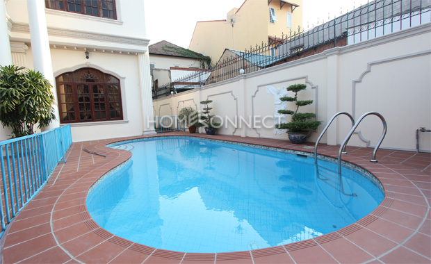 HCMC Nice Unfurnished Home for Rent