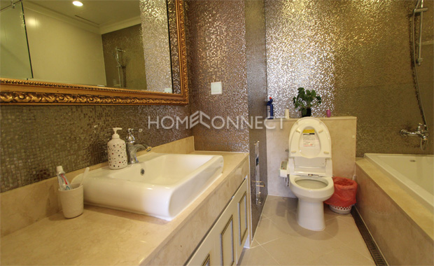 Beautiful Apartment in Binh Thanh for Rent
