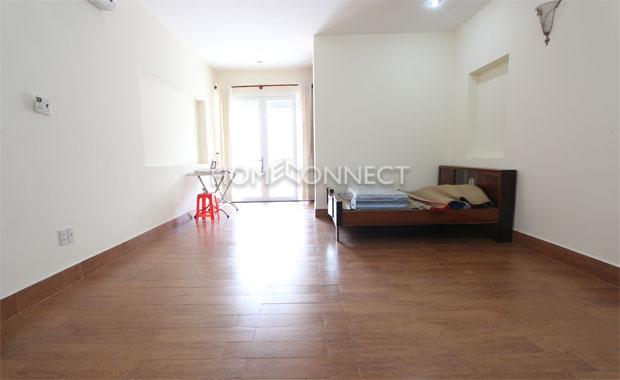HCMC Partially Furnished 4-Bedroom Home for Rent