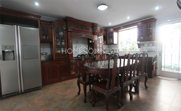 Ho Chi Minh City District 2 Private Villa for Lease