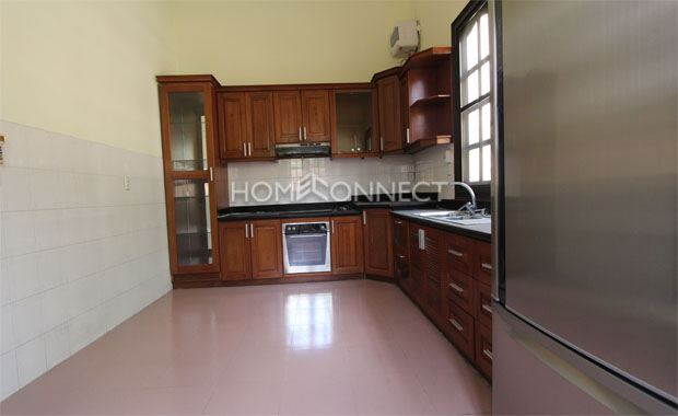 Large Ho Chi Minh City Villa for Rent