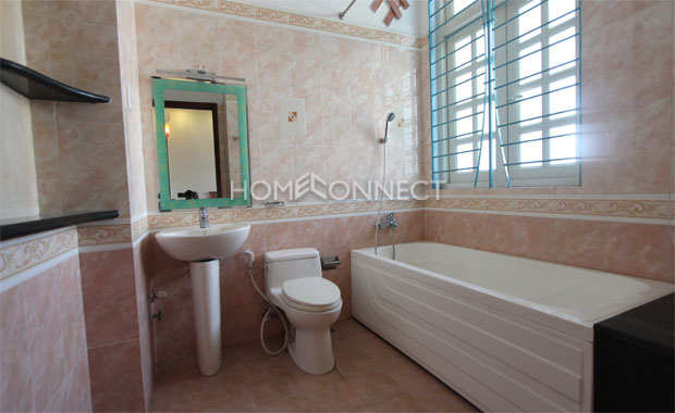: Tran Nao Townhouse for Rent in HCMC