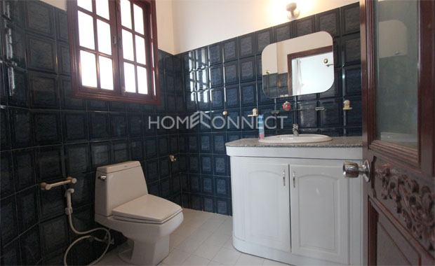HCMC Colonial-Style Villa for Rent