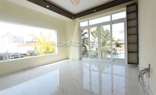 New Private Home for Lease in Thao Dien
