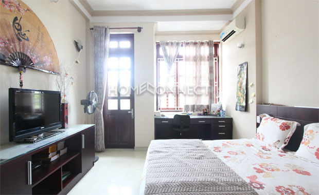 Thao Dien Bright Family Townhouse for Lease