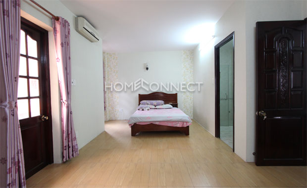 Tran Nao Cozy Townhouse for Lease in HCMC