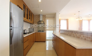 Comfortable River Garden Apartment for Lease in Thao Dien