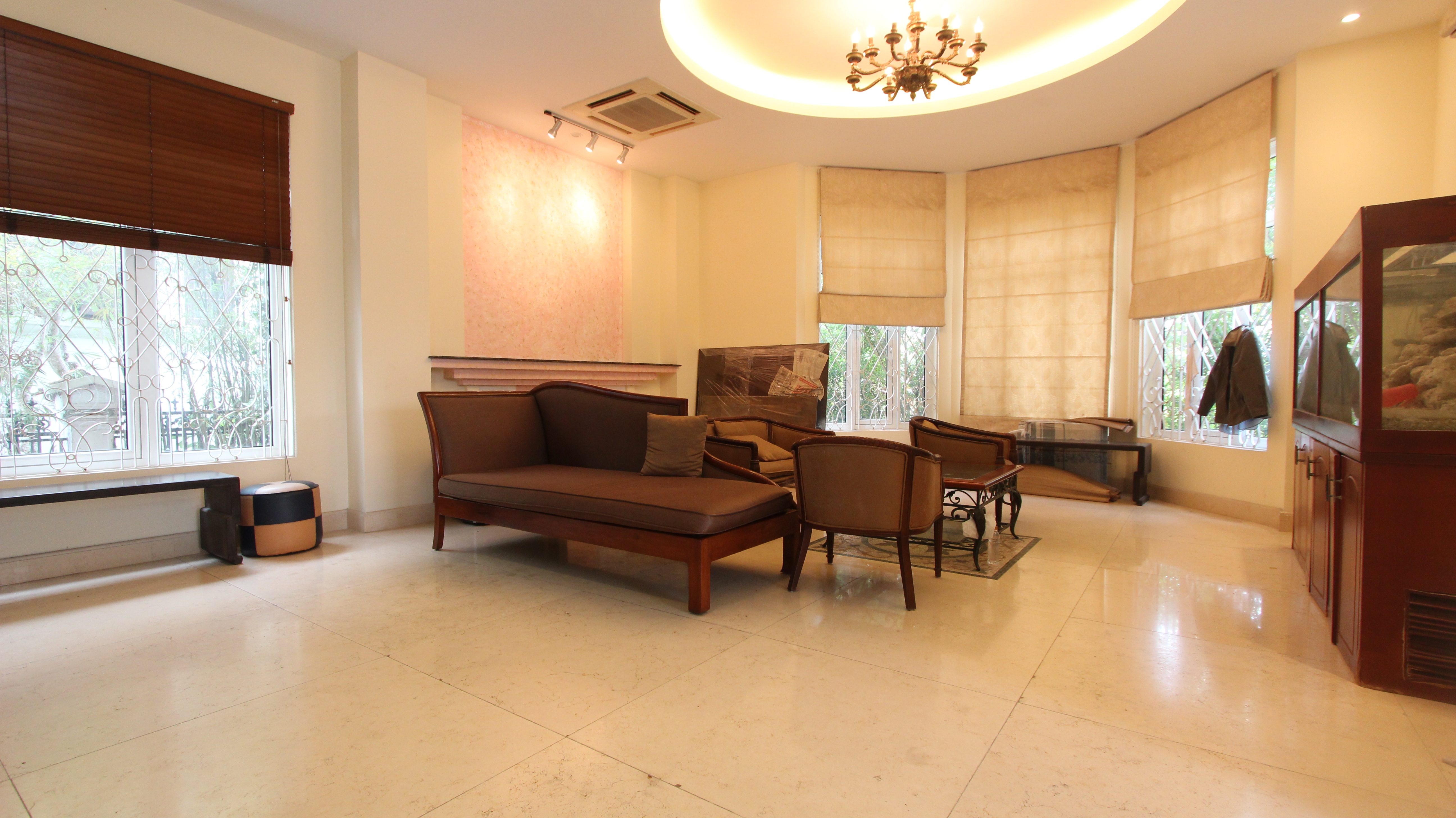 Living-room 1-house-for-rent-in-compound-in-district 2-vc020237