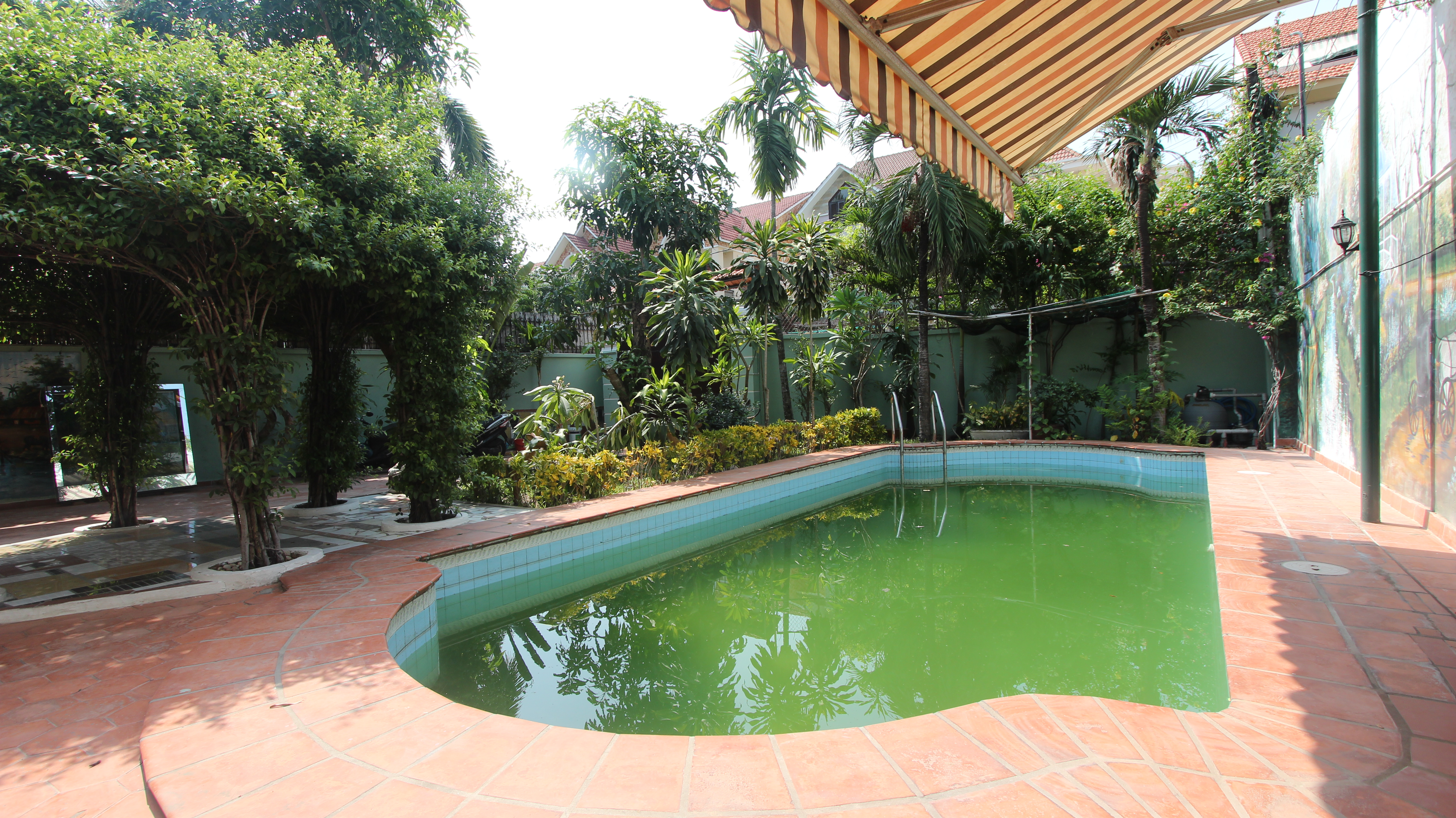 Thao Dien Spacious Villa at Affordable Price for Rent