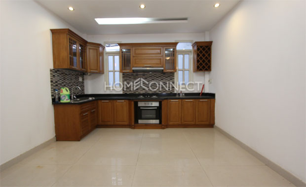 Renovated Townhouse for lease in Thao Dien