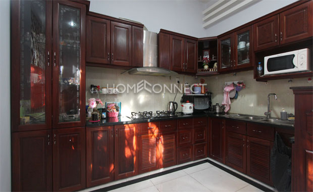 HCMC Fully-Furnished Townhouse for Rent