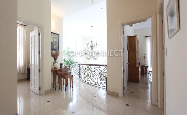 HCMC magnificent private villa for lease