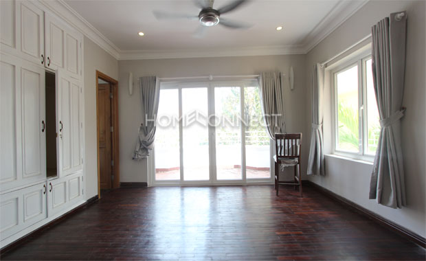 Charming Phu Nhuan Compound Villa for Lease in Saigon