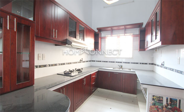 HCMC Attractive Townhouse for Lease in District 2