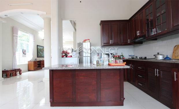 Thao Dien Private Villa for Lease near BP Compound