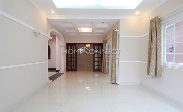 HCMC Modern Private Villa for Lease in Thao Dien