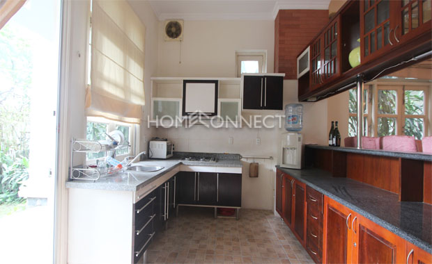 Fully-Furnished Villa in Lan Anh Compound for Lease in District 2