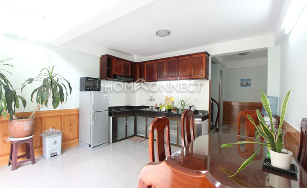 Affordable Thao Dien Cozy Townhouse for Lease