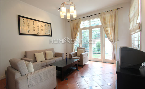 Cozy Private Townhouse near BIS for Rent in Thao Dien
